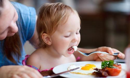 Çocuklarda Beslenme
