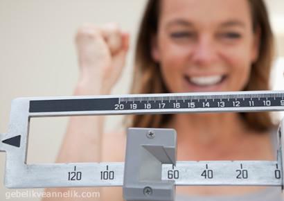 gebelikten sonra kilo vermek