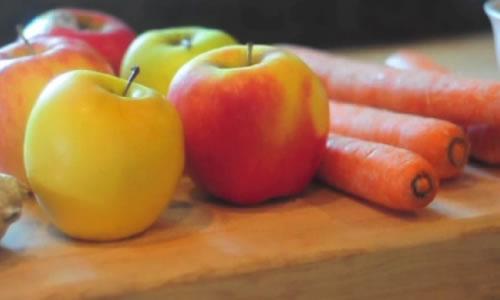 Elma ve Havuç