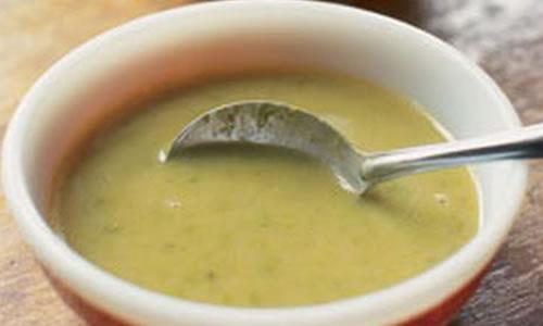 Sütlü Enginar Çorbası