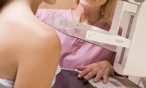mamografi cekimi