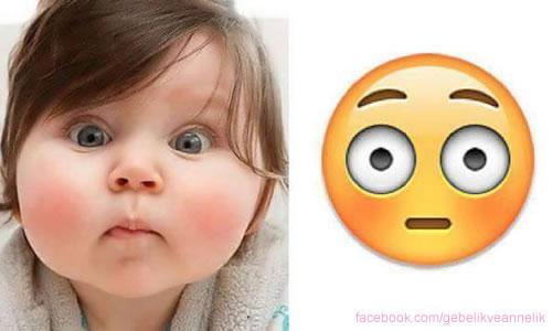 Şaşkın Bebek