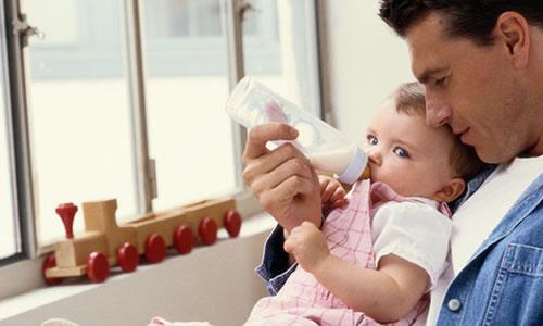 Babalar Süt Parası Alabilir mi?