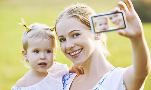 Fotoğrafçı Anneler