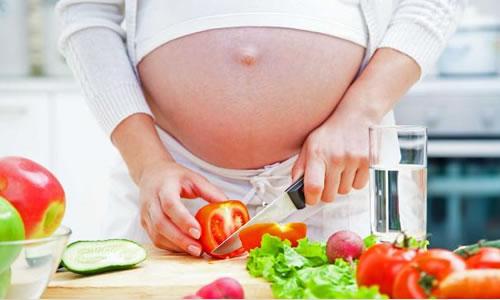 hamilelikte yemek secmek