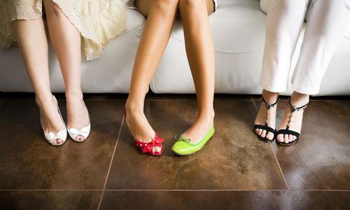 hamilelikte ayakkabi secimi
