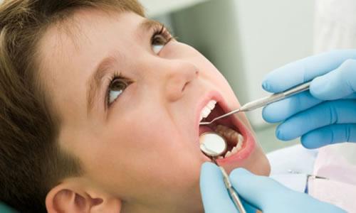 İlk diş hekimi muayenesi