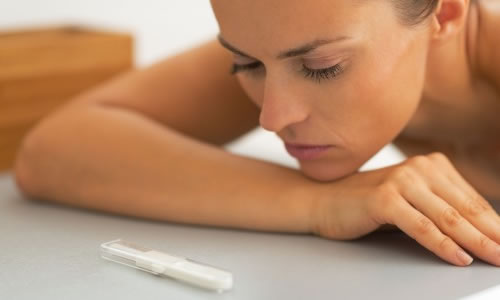 negatif hamilelik testi