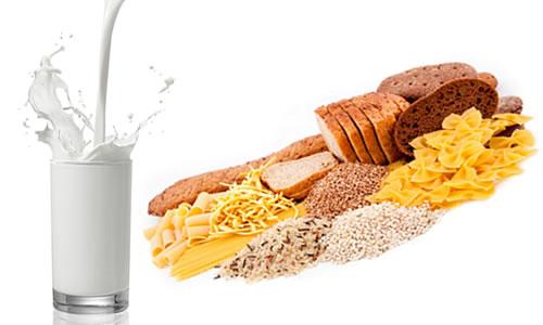 sut arttiran karbonhidratlar