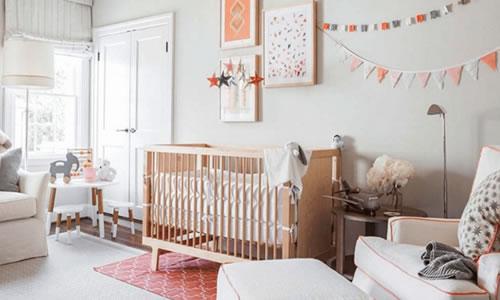 bebek odasi duvar dekorasyonu