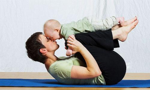 bebek yogasi hareketleri