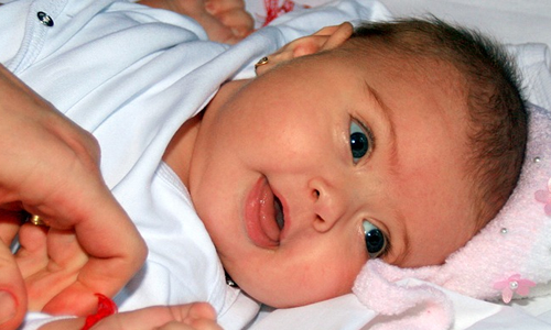 dogumdan sonra bebek nasil gorur