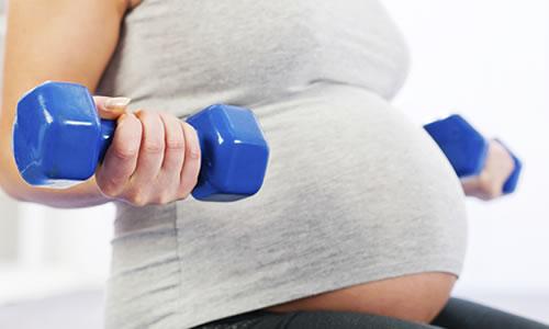 Ağrısız Doğum İçin Egzersiz