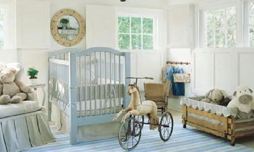 bebek odasi dekoru