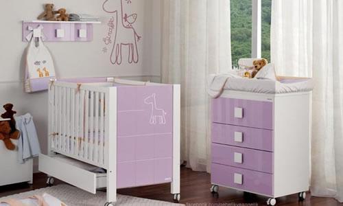 bebek odasi renk secimi
