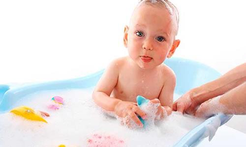 Bebek Yıkama Malzemeleri