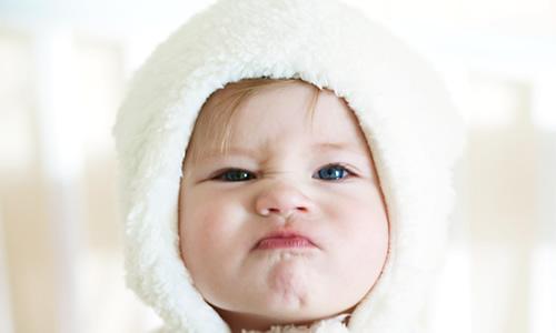 koku sevmeyen bebek