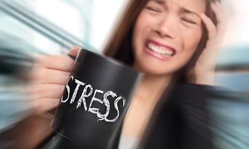 Stres Hamile Kalmayı Engeller mi
