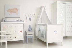 Bebek Odası İçin 5 Mobilya Fikri