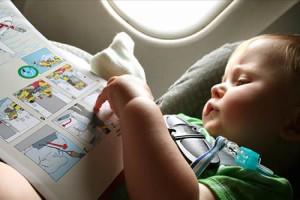 Bebek ile Uçak Yolculuğu Yapmak