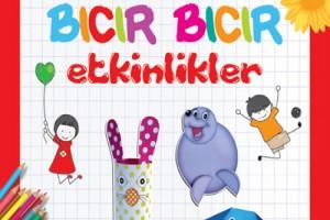 Okul Öncesi Eğitim Bıcır Bıcır Etkinlik Kitabı