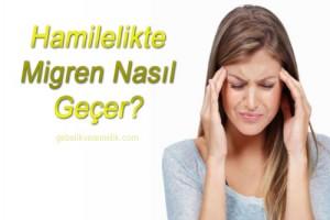 Hamilelikte Migren Ağrısı