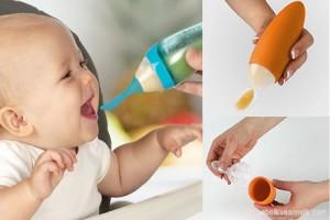 Biberon Almayan Bebeklere Kaşık Biberon