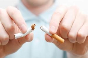 Baba Adayı da Sigarayı Bırakmalı