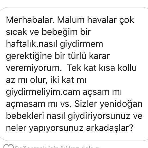 #bebek #yenidoğan #bakim #gva #sorucevap