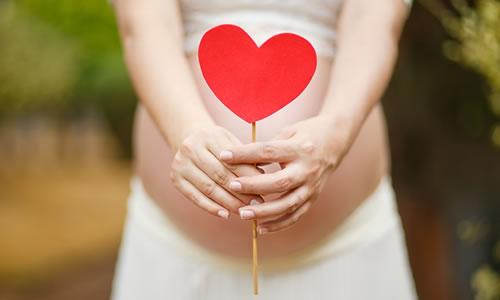 bayan mukemmel hamile