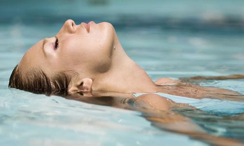 Gebelikte Yüzme
