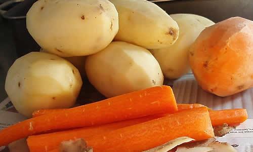 Havuç ve Patates