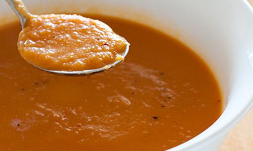 Havuçlu Pirinç Çorbası