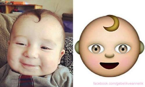 bebek ifadesi