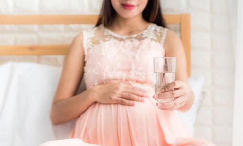 hamilelikte maden suyu faydalari