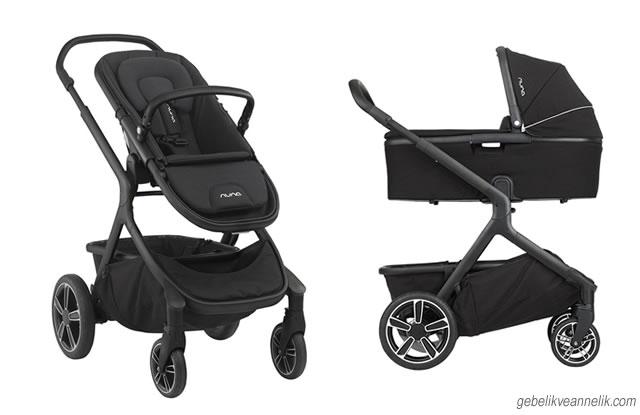Nuna Demi Grow İkiz Bebek Arabası