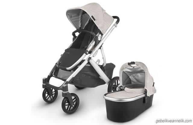 UPPAbaby Vista V2  İkiz Bebek Arabası