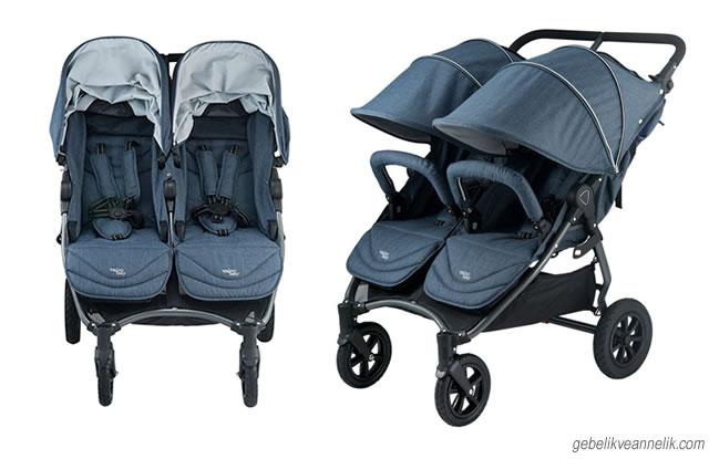 Valco Baby Neo Twin ikiz bebek arabasi