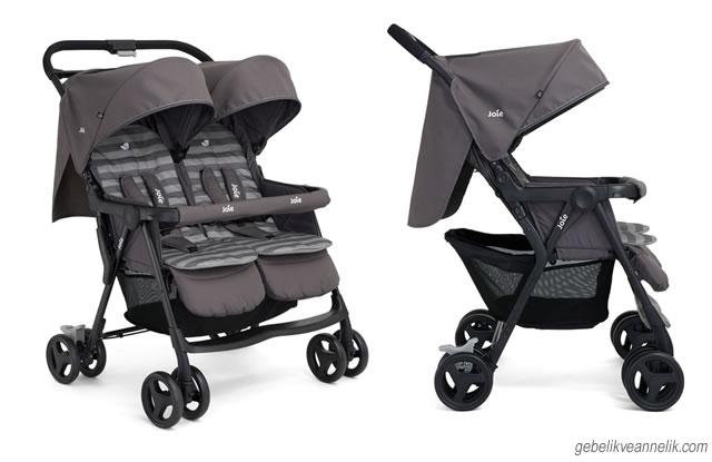 Joie Aire Twin İkiz Bebek Arabası