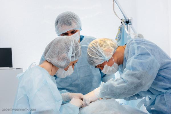 Kalp Şeklinde Rahim Ameliyati