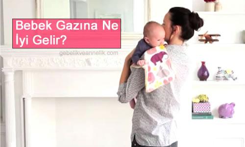 bebek gazina ne iyi gelir