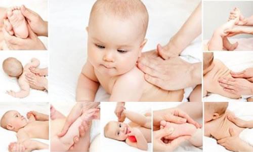 Bebeklerin Gazını Çıkarma Yöntemleri