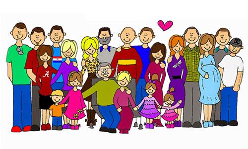 kalabalik aileler