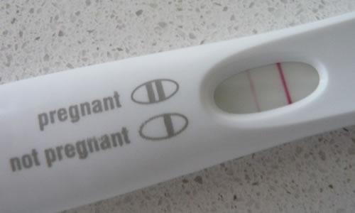 pozitif hamilelik testi