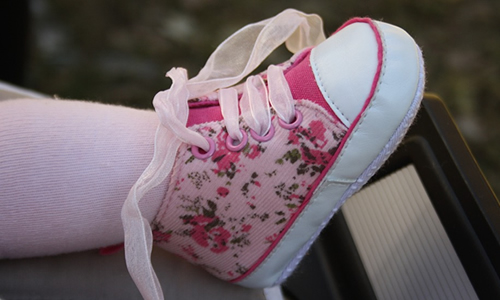 bebek ayakkabisi secimi