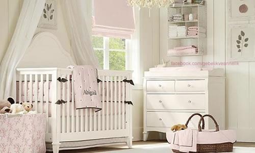 bebek odasi mobilya secimi