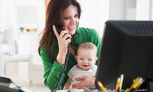 Çalışan Anne Olma Zorluklari