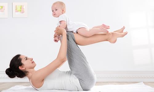 Doğum Sonrası Jimnastik