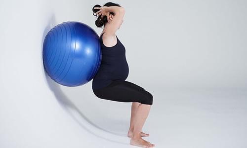 Hamilelikte Bacak Egzersizleri