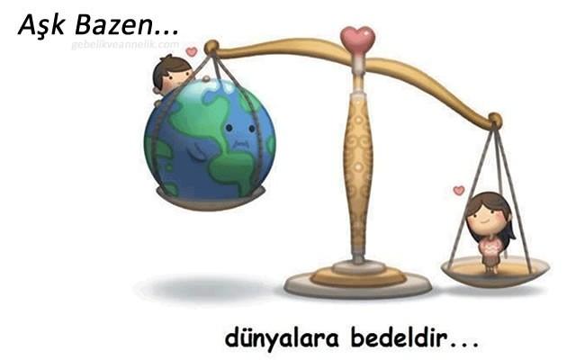 Aşk Bazen Ne Demektir?